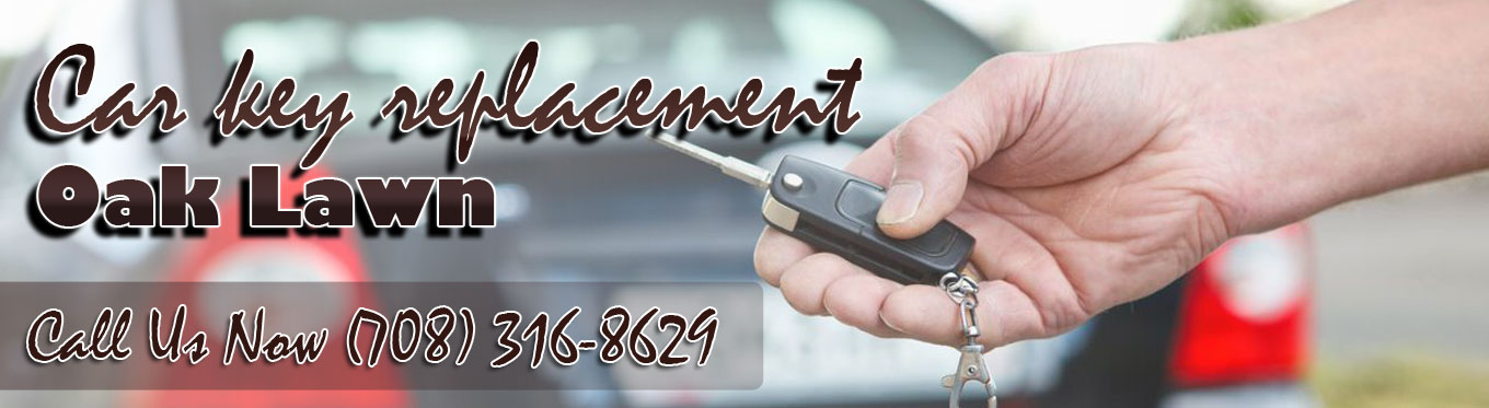Car key replacement Oak Lawn