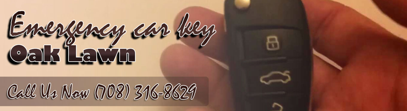 Emergency car key Oak Lawn