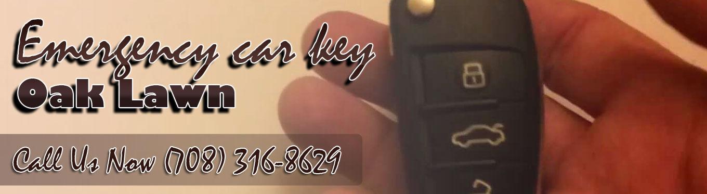 Emergency car key Oak Lawn
