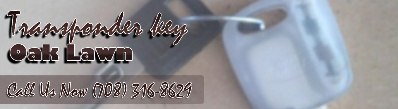 Transponder key Oak Lawn